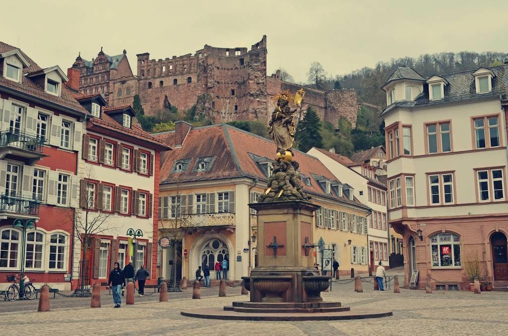 Adana Çıkışlı  Alsace - Romantik Yol Almanya Turu