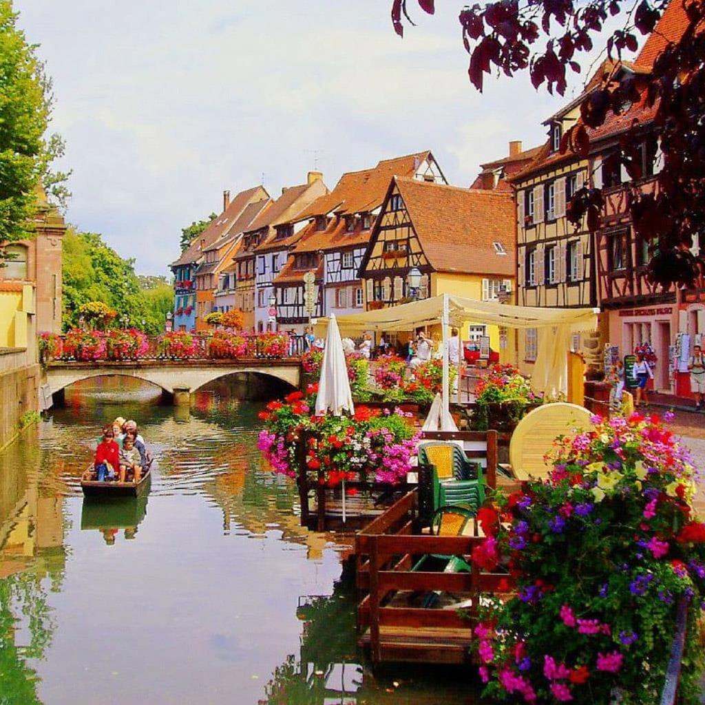 Alsace - Colmar Turu - THY ile 3 Gece - 29 Ekim Özel
