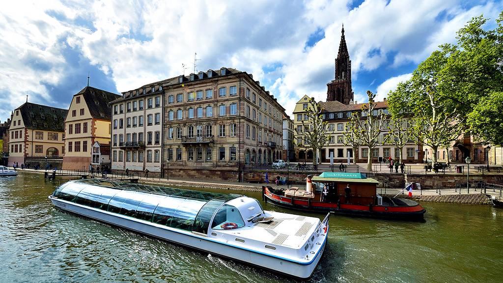 Ankara Çıkışlı  Alsace - Romantik Yol Almanya Turu