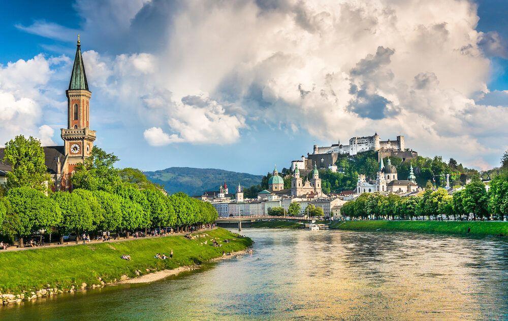 Avusturya - Salzburg Turu - Kasım Okul Ara Tatili - 2 Gece - THY ile