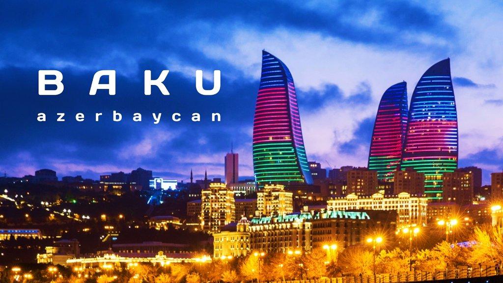 Azerbaycan - Gürcistan - Ermenistan Turu