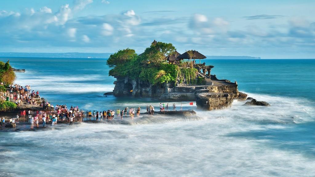 Bali - Singapur - Phuket - Bangkok Turu