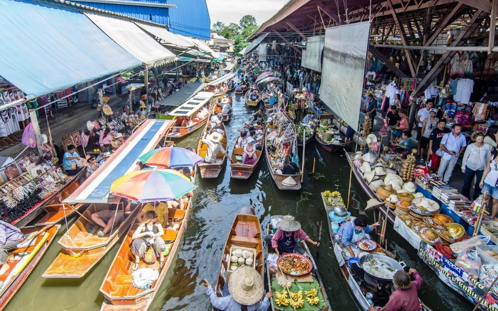 Bangkok - Pattaya Turu