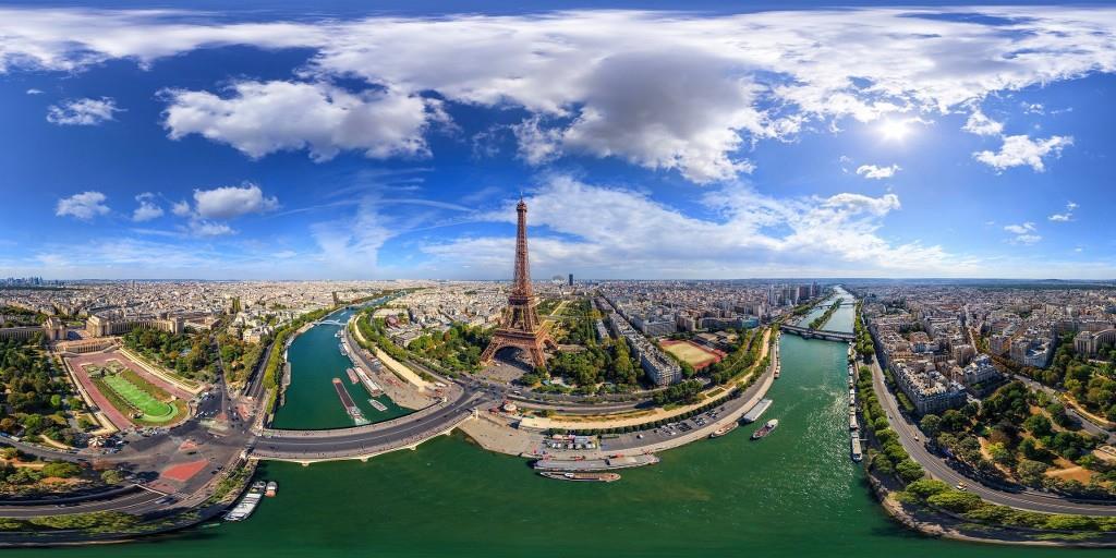 Benelux - Paris - Alsace - Almanya - İsviçre Turu