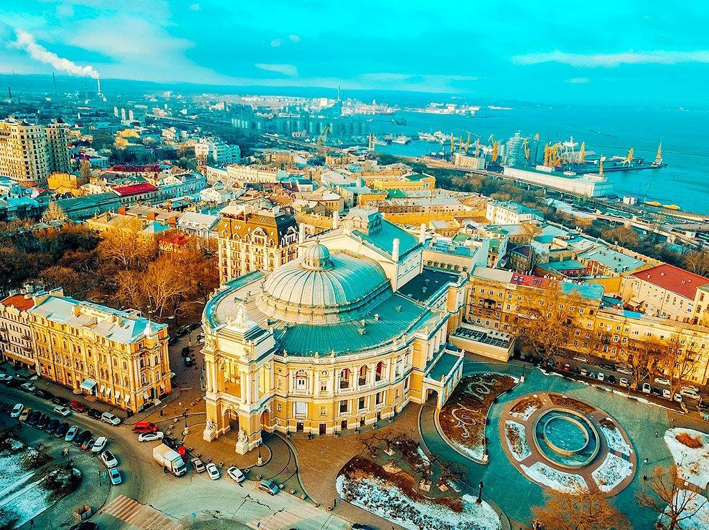 Beyaz Rusya - Ukrayna - Moldova Turu