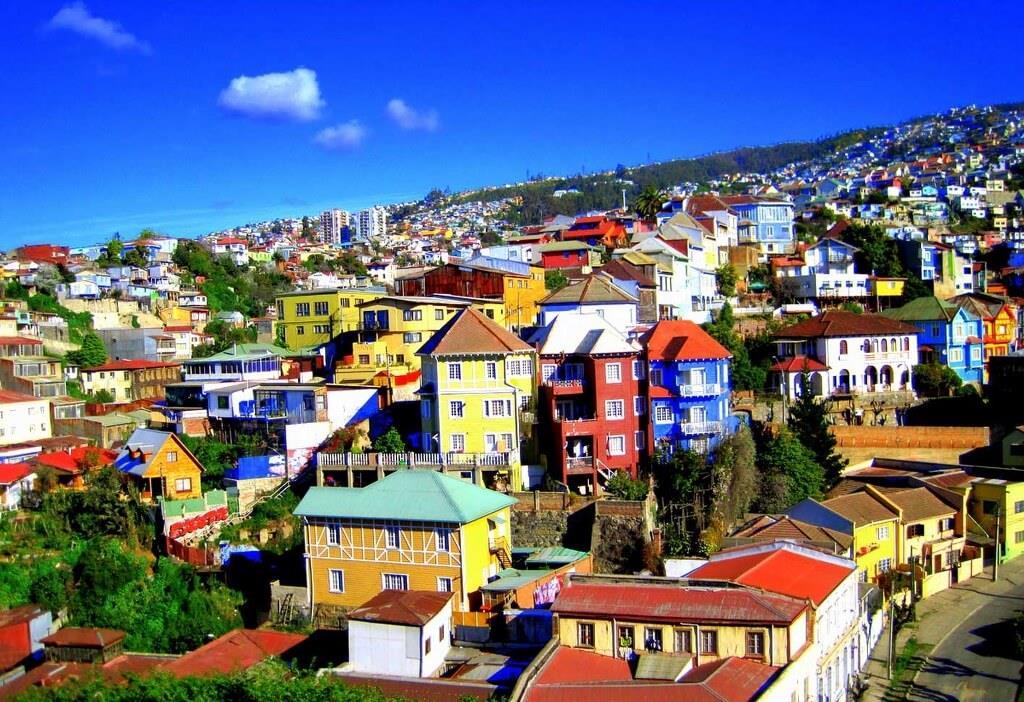 Brezilya - Arjantin - Şili Turu