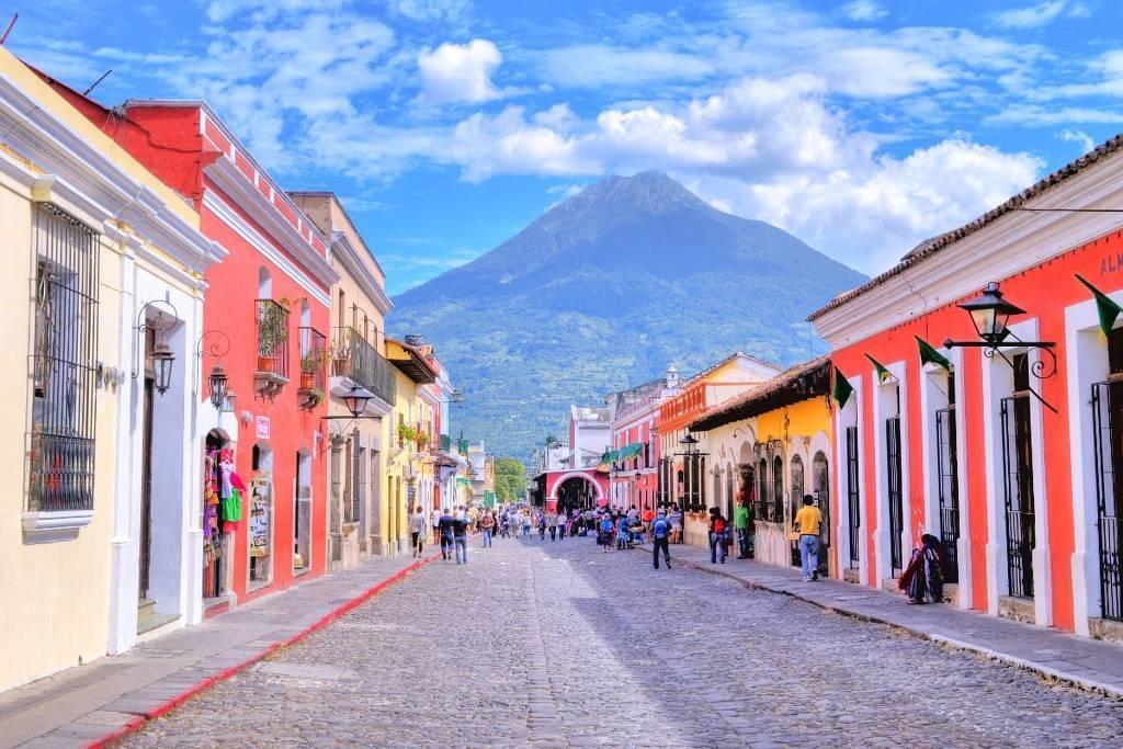 Büyük Guatemala -  Meksika - Honduras Turu