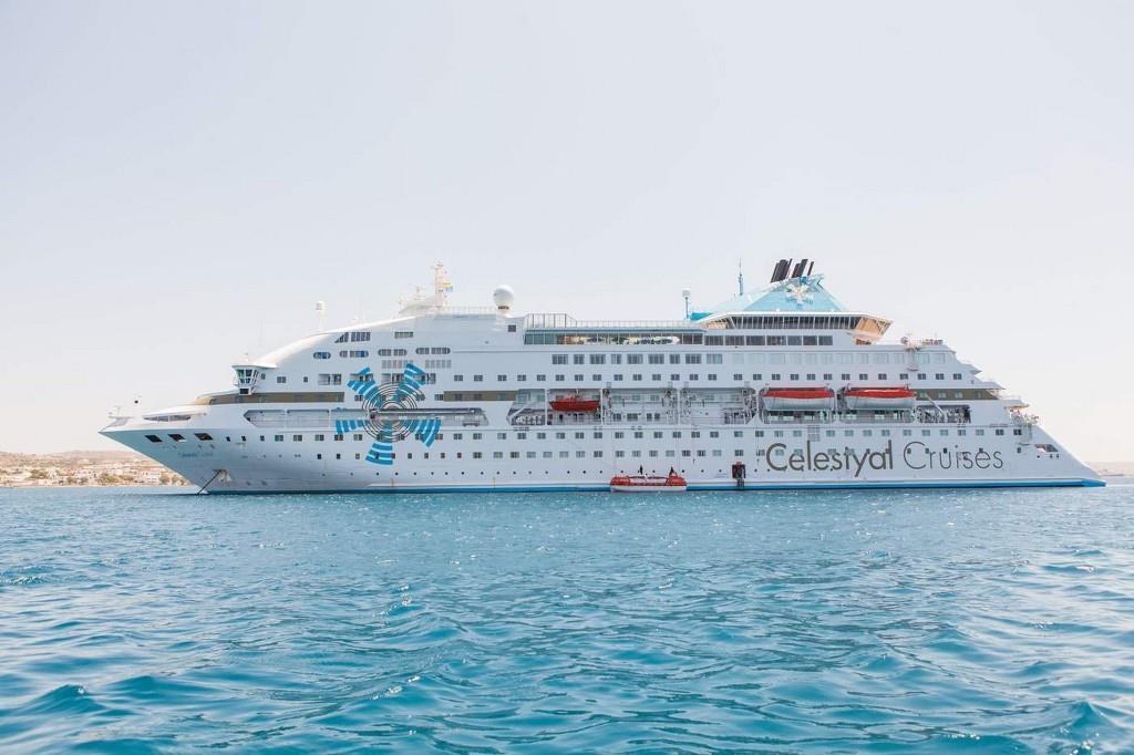 Celestyal Crystal İstanbul Çıkışlı 6 Gece Yunan Adaları (Eclectic Aegean)