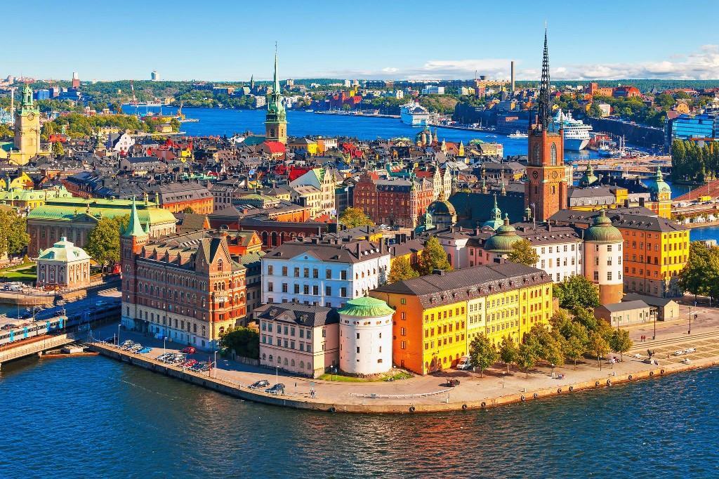 İsveç - Danimarka - Almanya - Hollanda Turu