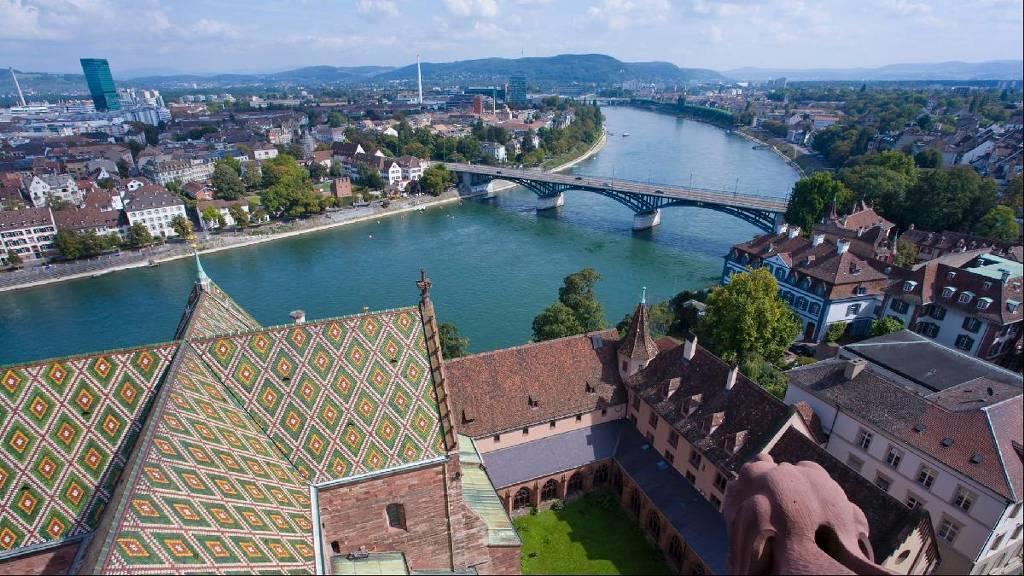 İzmir Çıkışlı Fransa - İsviçre - Almanya Turu