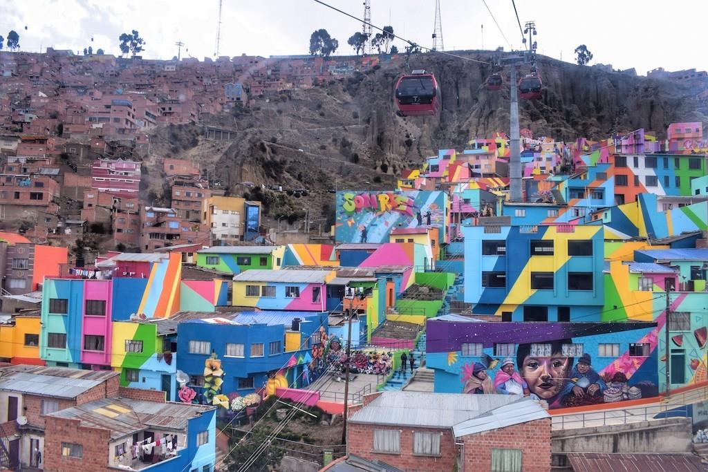 Kolombiya - Amazon - Peru - Bolivya - Arjantin Turu