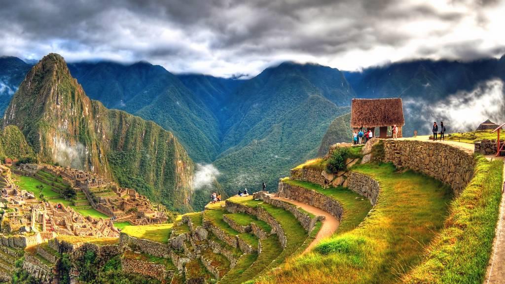Peru - Bolivya - Şili - Uyuni Turu