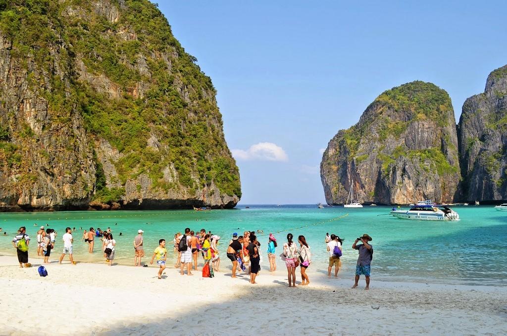 Phuket -  Bangkok - Maldivler Turu