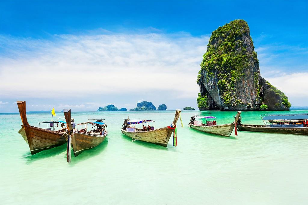 Phuket - Siem Reap - Bangkok Turu