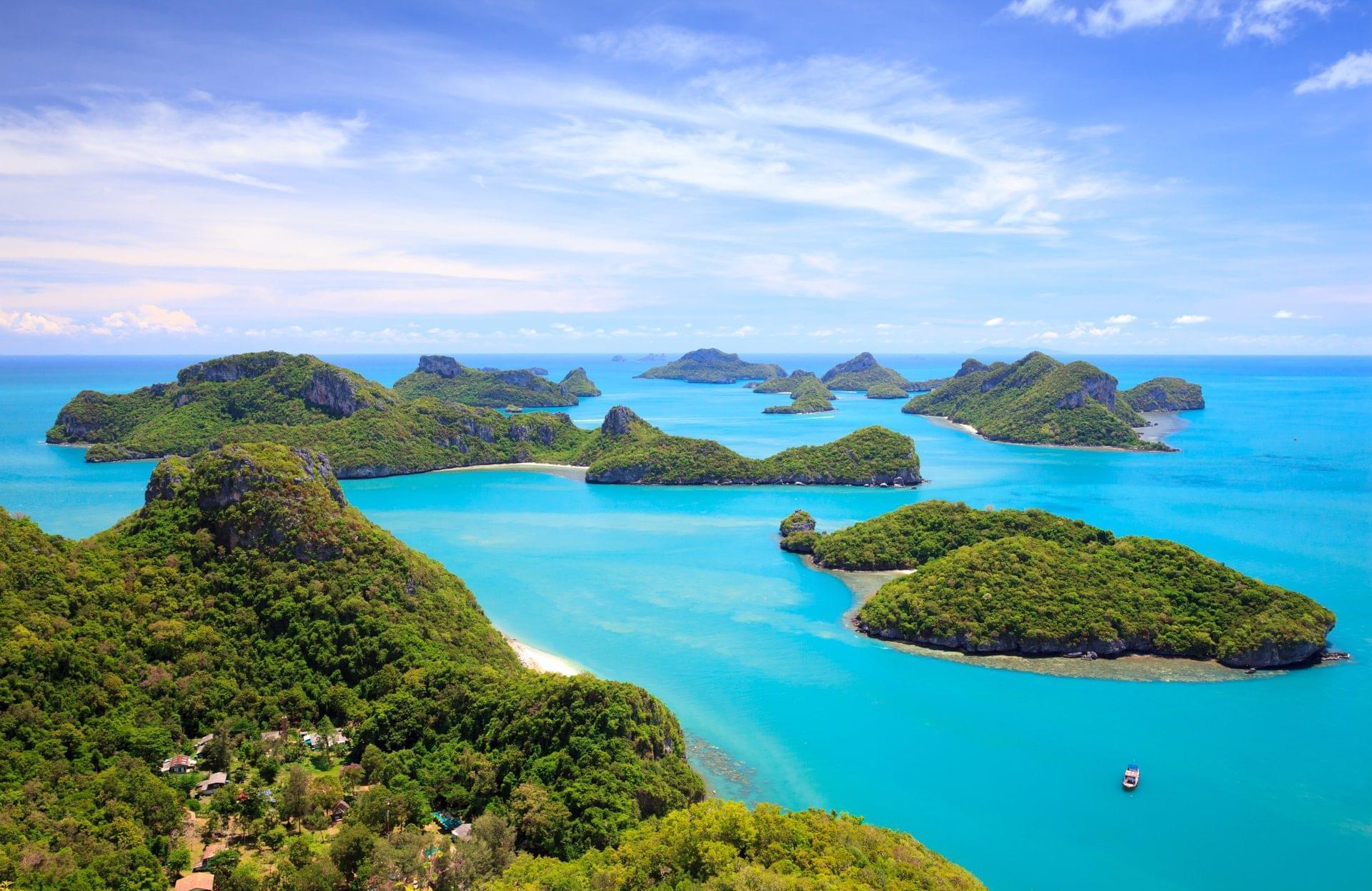 Phuket - Koh Samui Turu