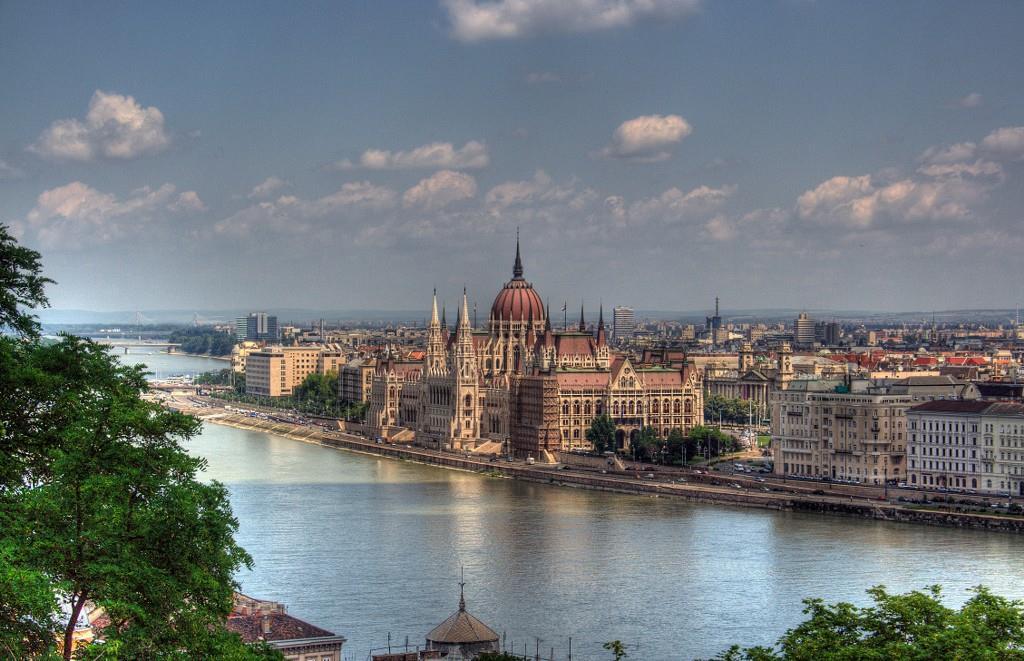 Salzburg - Prag - Viyana - Budapeşte - Kösice Turu