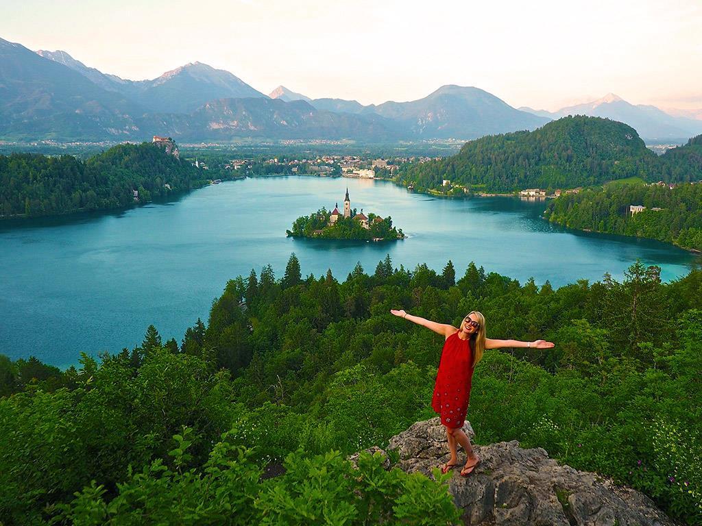 Slovenya - Avusturya Turu