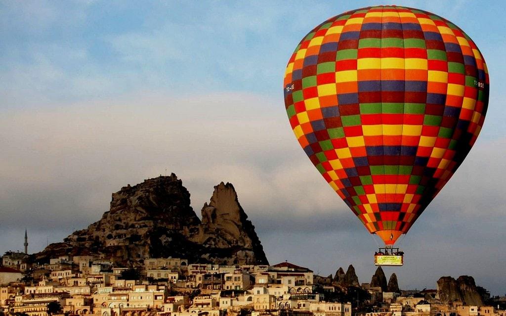 Kapadokya - Kayseri Turu Pegasus HY ile 2 Gece