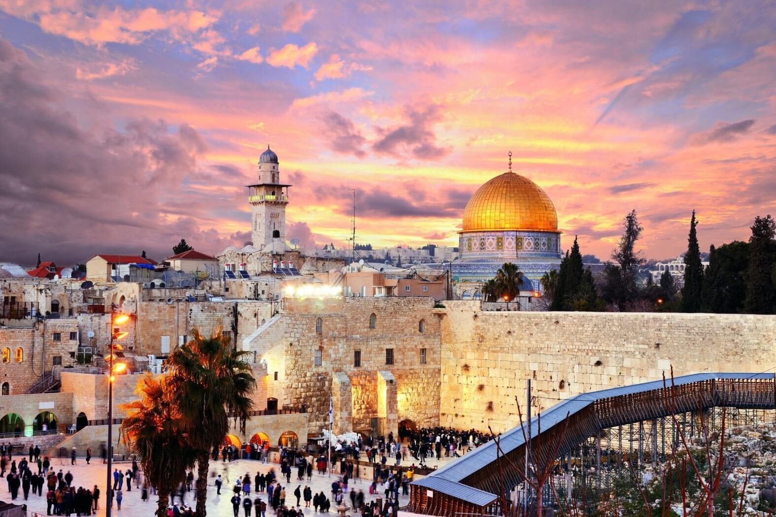 Ürdün - Kudüs - İsrail Turu