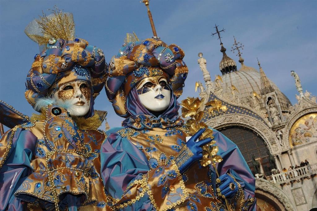 Venedik Karnavalı Turu