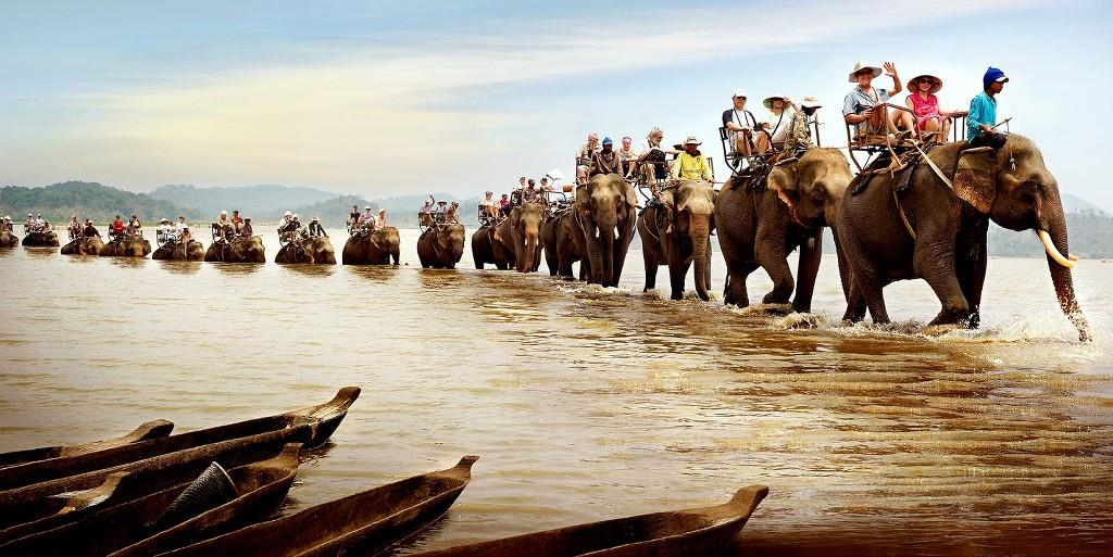 Vietnam - Kamboçya Turu