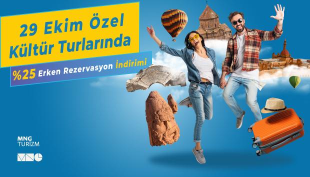 29 Ekim Kültür Turları