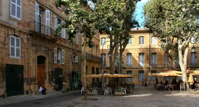 İsviçre - Fransa - İtalya Turu Aix-en-Provence