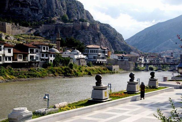 Galatya (Tokat - Amasya - Çorum) Turu Amasya