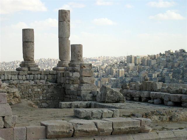 Ürdün Turu Amman, Ürdün