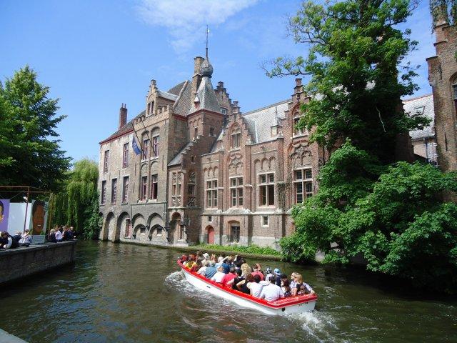 Benelux - Brugge - Paris Turu Amsterdam, Hollanda