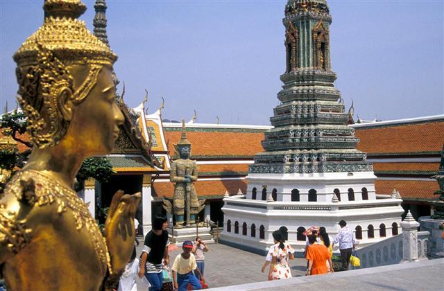 Singapur - Phuket - Bangkok Turu Bangkok