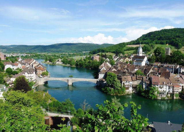 Alsace Turu Basel, İsviçre