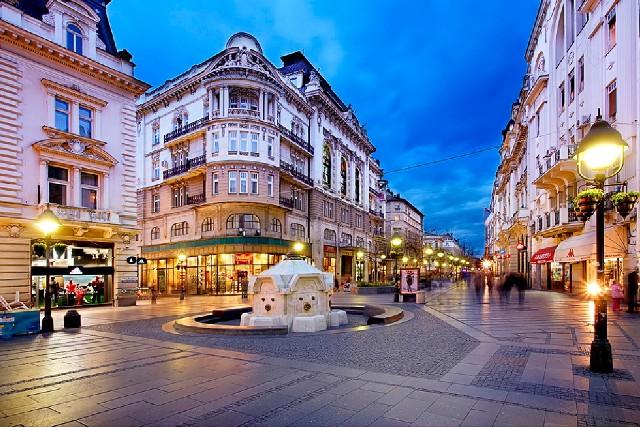 Büyük Balkanlar Turu Belgrad