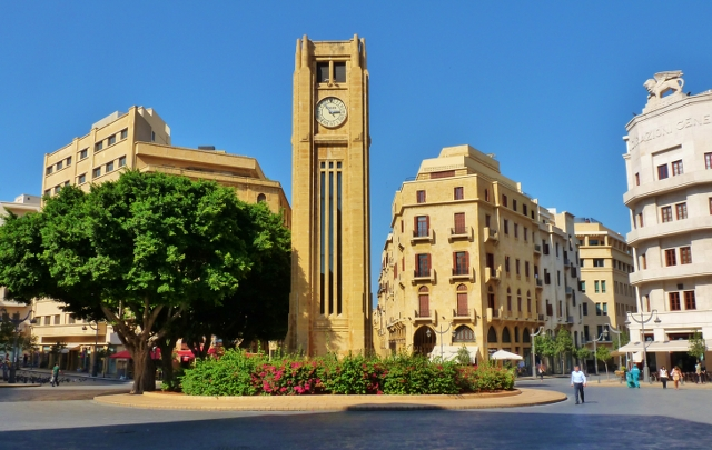 Beyrut - Dubai Turu Beyrut