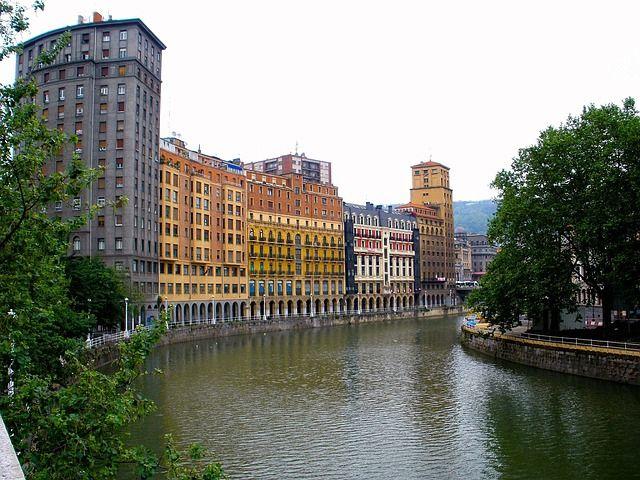 Kuzey İspanya - Portekiz Turu Bilbao