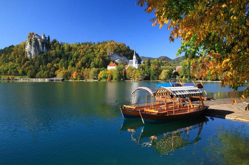 Romantik Avrupa Turu Bled