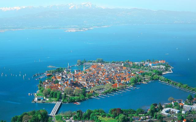 Almanya - Romantik Yol Turu Bodensee