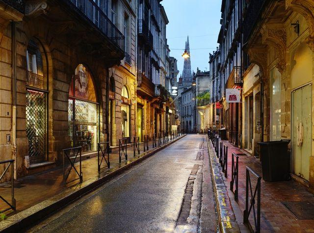 "İspanya & Fransa Turu ""Gurme ve Şatolar"" Bordeaux, Fransa"