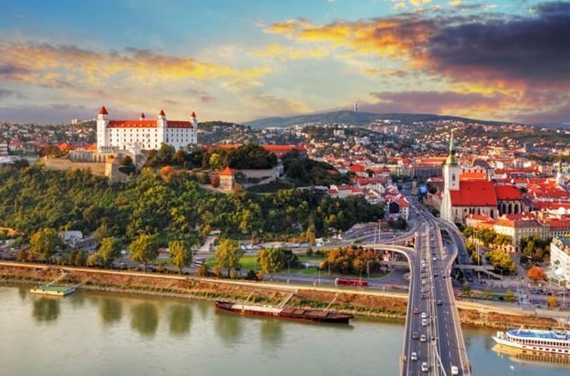 Slavrupa Turu Bratislava, Slovakya
