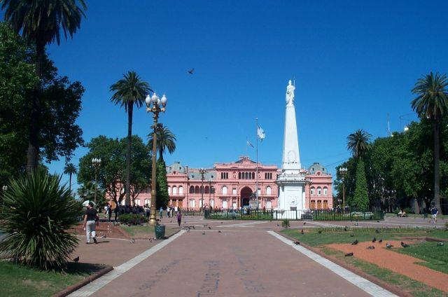 Arjantin & Brezilya Turu Buenos Aires, Arjantin