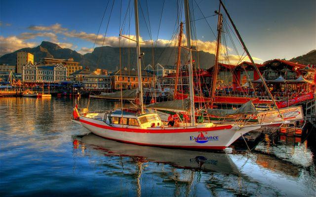 Güney Afrika Turu Cape Town, Güney Afrika