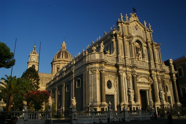 Catania - Palermo Turu Catania, İtalya