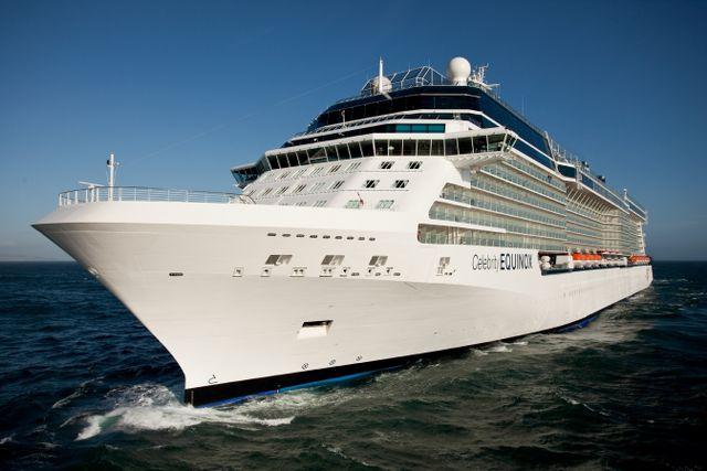 Celebrity Equinox ile Baştan Başa Akdeniz Turu Celebrity Equinox Gemisi