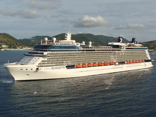 Celebrity Silhouette ile İrlanda & İskoçya & İngiltere Turu Celebrity Silhouette Gemisi