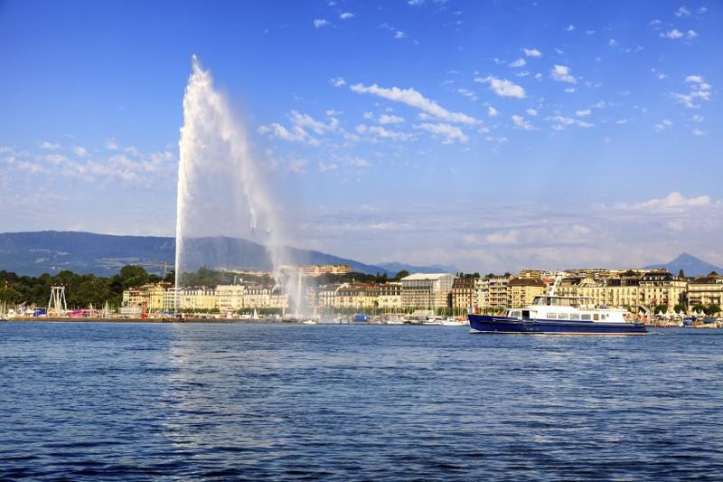 İsviçre - Fransa - İtalya Turu Cenevre