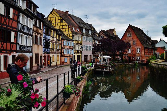 Muhteşem Avrupa - Prag & Romantik Yol & Alsace & Paris Turu Colmar, Fransa