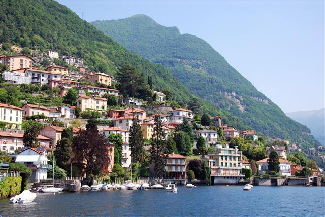 İtalya & İsviçre Turu Como, İtalya