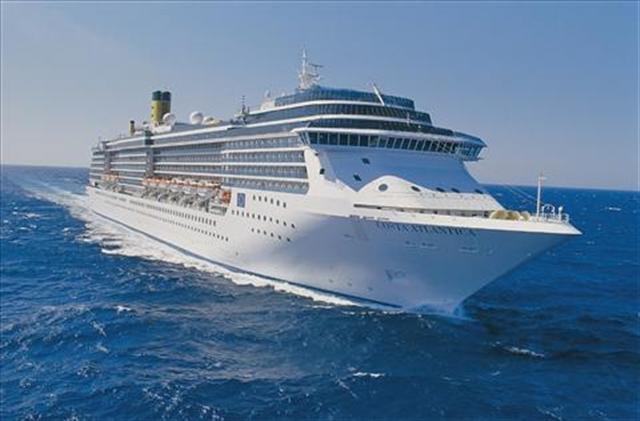 Costa Fascinosa ile Batı Akdeniz Turu Costa Fascinosa Gemisi