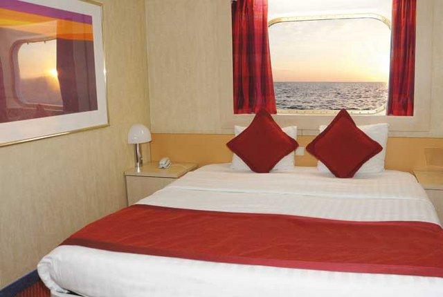 Costa NeoRiviera ile Akdeniz Turu Costa NeoRiviera Gemisi