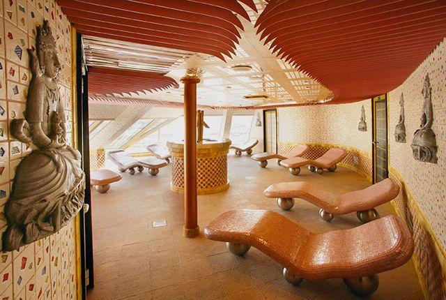 Costa Pasifica ile Uzun Baltıklar Turu Costa Pasifica Gemisi